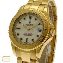 Rolex Yacht-Master Medium 18K.Gold Ref.68628