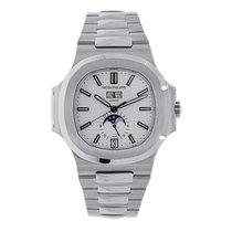 Patek Philippe Nautilus Mens Stainless Steel Watch 5726