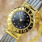 Charriol Rare Diamond Dial Stainless S Ladies Luxury Watch...