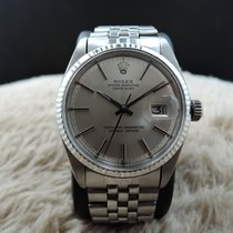 Rolex DATEJUST 1601 Stainless Steel Original Silver SIGMA Dial