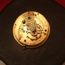 POCKET WATCH MOVEMENT BY L SMITH OF MIDDLESBROUGH L. smith...