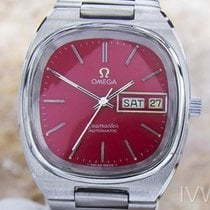Omega Seamaster Day Date Swiss Made Automatic Watch 1970s Scx313