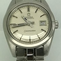 Omega SEAMASTER LADY AUTOMATIC SILVER DIAL