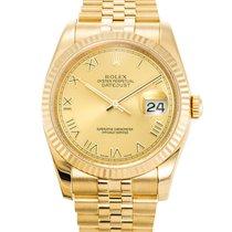Rolex Watch Datejust 116238