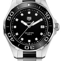 TAG Heuer Ladies WAY131C.BA0913 Aquaracer Quartz Watch