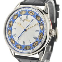 De Bethune DB25TWS3V3 DB 25T Zodiac in White Gold With Hand...