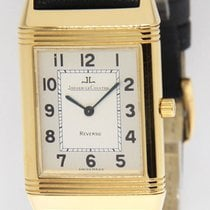 Jaeger-LeCoultre Reverso 18k Yellow Gold Mens Manual Watch...