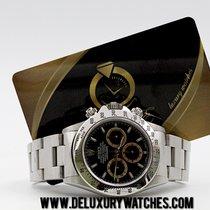 Rolex Daytona ref. 16520 Patrizzi Ser. S15 Never polished