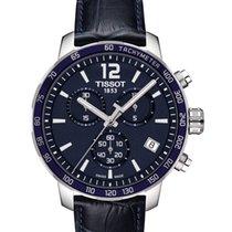 Tissot Herrenuhr Quickster Chronograph Quarz, T095.417.16.047.00
