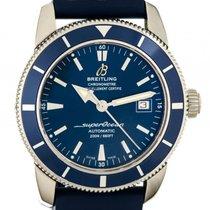 Breitling Superocean Héritage Stahl Automatik Chronometer 42mm...