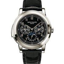 Patek Philippe 5074P Perpetual Calendar Minute Repeater Platinium