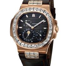 Patek Philippe 5724R-001 5724R Nautilus with Diamond Bezel and...