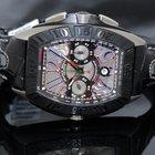 Franck Muller Conquistador Grand Prix Chronograph AMERICA 25 made