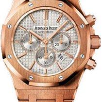 Audemars Piguet Royal Oak Chronograph 41mm - Pink Gold...