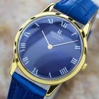 Universal Genève Gold Plated Vintage Mens Swiss Made Beautiful...