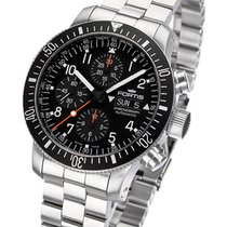 Fortis 638.10.11 M Cosmonauts Chronograph 45mm 20ATM