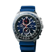 Seiko Prospex World Time Solar Chronograph SSC489P1