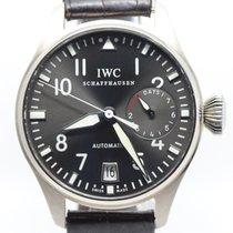IWC Big Pilot's Watch 18k White Gold IW500402, Box &...