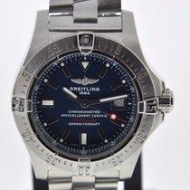 Breitling AVENGER SEAWOLF 2 YEAR FELDMAR WATCH CO.  WARRANTY...