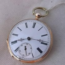 pocket watch from 1800s rare vintage serviced pocket watch in...