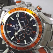 Omega Seamaster Planet Ocean co-axial Chronograph 600M