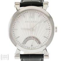 Bulgari Uhr Sotirio Retrograde Date Automatic Edelstahl Ref....