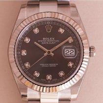Rolex Datejust II Diamond Dial