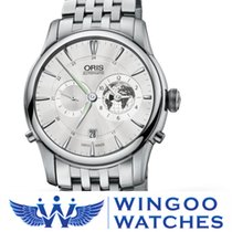 Oris GREENWICH MEAN TIME LIMITED EDITION Ref. 01 690 7690...