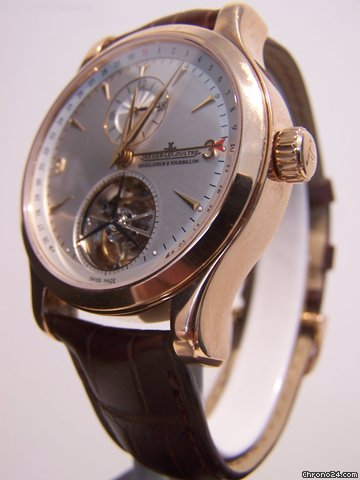 Jaeger-LeCoultre MASTER TOURBILLON OR ROSE JAEGER 1652420