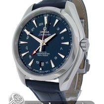 Omega Seamaster Aqua Terra Co Axial GMT