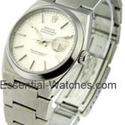 Rolex Used OysterQuartz Datejust Stainless Steel