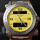 Breitling Emergency Titanium Yellow Dial Ref. E76321