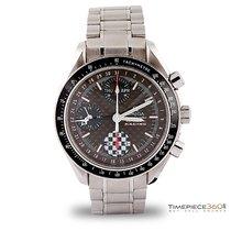 Omega Speedmaster Day-Date Chronograph Schumacher