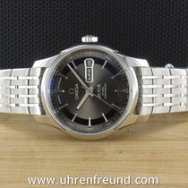 Omega De Ville Hour Vision 43130412206001 from 2015, Box, Papers