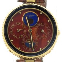 Gérald Genta Classique Rare 18k Yellow Gold Perpetual Calendar...
