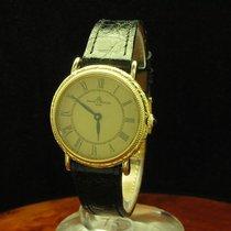 Baume & Mercier 18kt 750 Gold Handaufzug Damenuhr / Ref...
