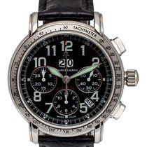 Maurice Lacroix Masterpiece Aviator Fly-back Chronograph Men's...