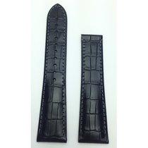 Oris Artix Lederarmband 21mm schwarz 52181