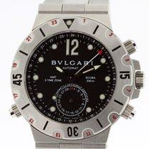 Bulgari Diagono Pro Acqua GMT Automatic Chronometer NEW Ref....