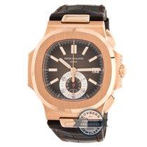 Patek Philippe Nautilus Chronograph 5980R-001