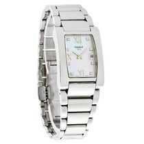 Tissot Generosi-T Ladies Diamond Swiss Quartz Watch T007.309.1...
