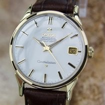 Omega Constellation 1960s Chronometer 34mm Auto Stainless St...
