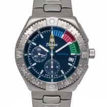 Tutima Yachting Chronograph Automatic Men's Watch – 751-02