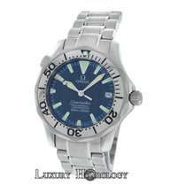Omega Authentic Men's Midsize  Seamaster 2253.80.00 Steel...