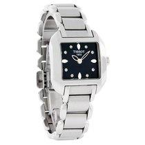 Tissot T-Wave Ladies Black Diamond Watch T02.1.285.54