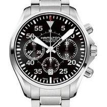 Hamilton Khaki Pilot Automatik Chronograph H64666135