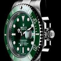 勞力士 (Rolex) Rolex Submariner Green 116610LV New