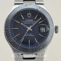 Tudor Prince oyster Date Chrono-Time