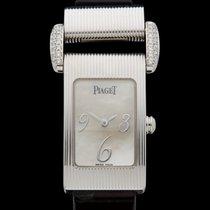 Piaget [NEW] MISS PROTOCOLE DIAMONDS 18K WHITE GOLD LADIES
