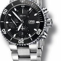 Oris Diving Aquis Chronograph 01 774 7655 4154-07 8 26 01PEB